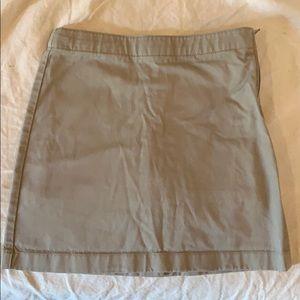 Girls A-line School Uniform Skirt